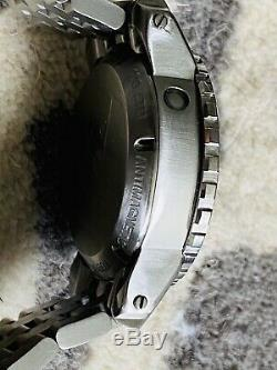 Kobold Soarway Diver Seal 1000m Automatic, Stainless Steel, Made In USA