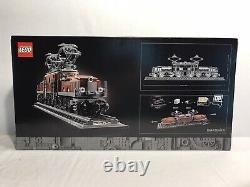 LEGO 10277 Crocodile Locomotive Train NEW SEALED BOX Made in USA