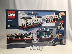Lego 9V Christmas Train 10173 Holiday Train New Sealed Set Made in USA