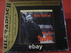 MFSL-UDCD 688 BEN SIDRAN MR. P´s SHUFFLE (GOLD-CD/MADE IN USA/FACTORY SEALED)