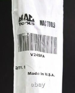 Mac Tools V24SFA 1/2 Drive Bi Material Breaker Bar 24 Made in USA New Sealed