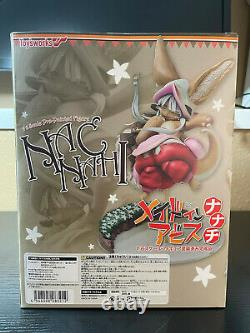 Made in Abyss Nanachi Figure 1/6 Scale Chara-Ani New Sealed Ships from USA
