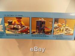 Matchbox City Garage #550105 Made In USA 1983 Vintage Sealed Box