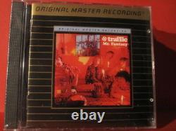 Mfsl-udcd 572 Traffic Mr. Fantasy (gold-cd / Made In USA / Factory Sealed)