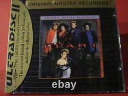 Mfsl-udcd-597 Ann & Nancy Wilson Heart (24karat Gold-cd/made In Usa/sealed)