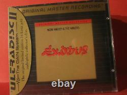 Mfsl-udcd 628 Bob Marley Exodus (gold-cd / Made In USA / Factory Sealed)