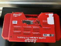 Milwaukee SUPER Sawzall 6538-21, Made in USA, 15A, BRAND NEW - FACTORY SEALED