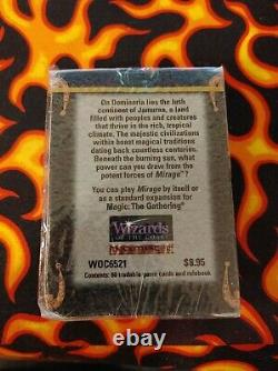 Mirage Starter box sealed MTG See pictures Made in USA