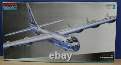 Monogram 5707 B-36 Peacemaker Bomber Kit 172 Sealed inside 1991 (USA made)