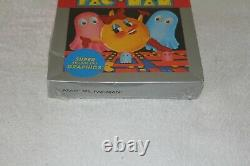 Ms Pac-Man Atari 2600 New Factory Sealed in Box 1982 Original Art Made in USA