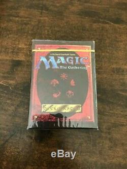Mtg Alternate 4th Edition Starter Tournament Pack Deck Made In USA New Sealed