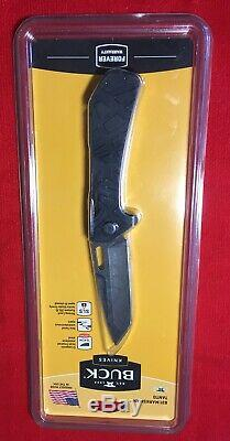 NOS Buck Knife 831 Marksman Tanto NewithSealed Made in USA