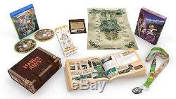 New Made in Abyss Limited Edition Premium Box Blu-ray Set Sealed USA