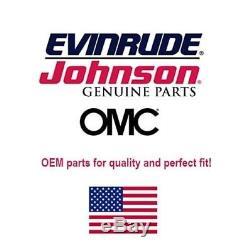 New OEM OMC Stern Drive New Intermediate Housing Transom Seal 313080 USA Made
