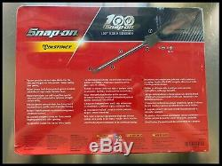 New & Sealed Snap On Screwdriver Set 100th Anniversary PAKPD1110 MADE IN USA