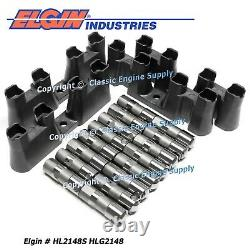 New Set of USA Made Valve Lifters & Trays Fits Some 2008-2017 GM 6.2L LS Engines