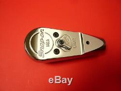 New Snap-on L872 3/4 Drive Ratchet Sealed Head Made in USA