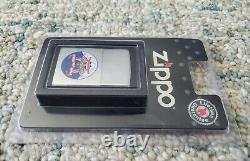 Nib Zippo Japan Naf Navy Air Facility Atsugi Base Lighter Sealed Made In The USA