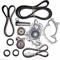 Oem/genuine Timing Belt Seal Water Pump Bearing Kit For Toyota Sienna 2004-2006