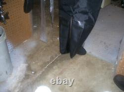 Os Systems Drysuit All New Factory Longlife Latex Rubber Seals USA Made