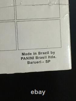 Panini Copa America Venezuela 2007 Sealed Made In Brazil 50 Packs Messi Chance