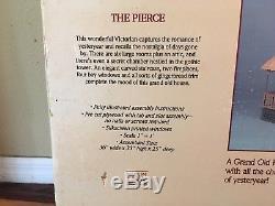 Pierce Dollhouse Kit by Greenleaf Dollhouses NEW IN SEALED BOX-USA MADE 1981