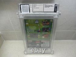 Pikmin 2 Nintendo GameCube Made In Japan New Factory Sealed Graded WATA 9.6A+