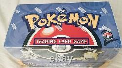 Pokémon Base Set 2 Two Player Starter Deck Box Factory Sealed Made In USA