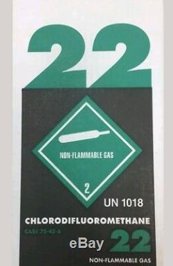 R22 Refrigerant 30 lb NEW Freon R-22 new sealed USA made fast Shipping