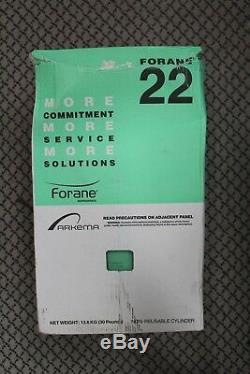 R22 Refrigerant 30lb New Factory Sealed Made in USA Local Pick-Up
