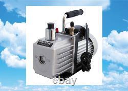 R22, refrigerant 10 Lb. SEALED, FAST SHIP, USA MADE, Recharge Kit & Vacuum Pump