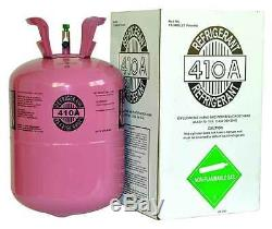 R410a, R410a Refrigerant 25lb tank. New Factory Sealed (Made In USA) Freon
