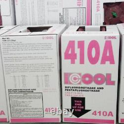 R410a Refrigerant 25lb tank, New Factory Sealed, Lowest on Ebay, MADE IN USA