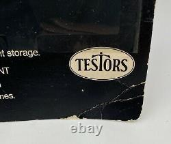 RARE VINTAGE 1972 FREE FLIER RUBBER POWERED Airplane TESTORS MADE IN USA SEALED