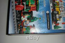 RETIRED! LEGO 10254 CREATOR Winter Holiday Train NEW SEALED BOX Made in USA