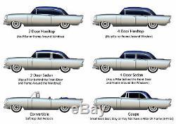 Rear Window Rubber Weatherstrip Seal Ea 1955-64 Studebaker Truck USA Made