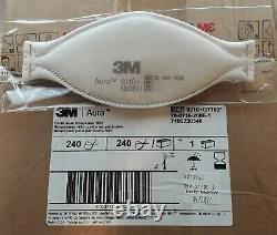SEALED CASE/240 pack Premium Aura 9210+plus Authentic/Certified, Made In U. S. A