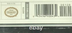 SEALED WATA 9.0 A Super Mario Galaxy Made in USA (Nintendo Wii, 2007)