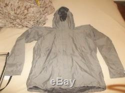 SET Patagonia GEN III LEVEL 6 Gore-tex Parka Coat Jacket AND Pant USA Made SEAL