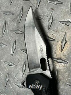 SOG SEAL XR USA Made folding knife