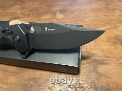 SOG SEAL XR USA Made folding knife 12-21-02-57 SEAL PUP