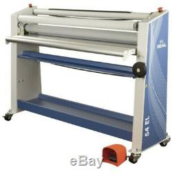 Seal 54 EL Cold Roll Laminator Professional Easy to Use MADE IN USA