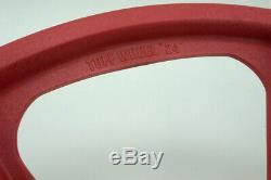 Skyway BMX 24 TUFF WHEELS cruiser Mags in RED sealed bearing hubs USA MADE