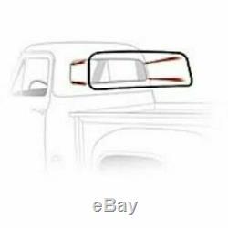 Small Rear Window Rubber Weatherstrip Seal Ea 1949-54 Studebaker Truck USA Made