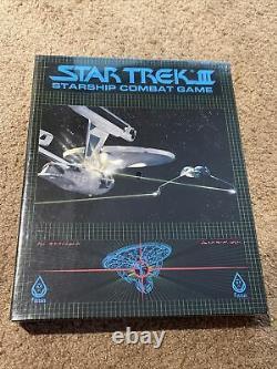 Star Trek III Starship Combat Game FASA Made in The USA 1984 Sealed & New