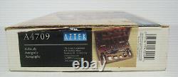 Testors Aztek A4709 Airbrush Set Vintage with VHS Tape NOS Sealed USA Made