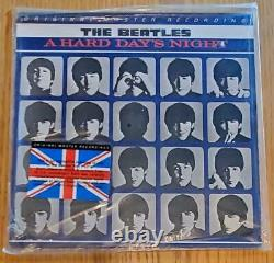 The Beatles A Hard Days Night Lp Vinyl Mfsl Factory Sealed New Made In USA 1987