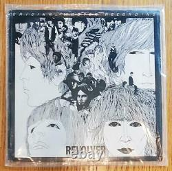 The Beatles Revolver Lp Vinyl Mfsl Factory Sealed New Made In USA 1986