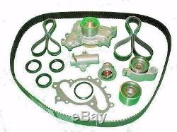 Timing Belt KIT Toyota Solara 1999-2002 V6 OEM PARTS Aisin Water Pump Tensioners