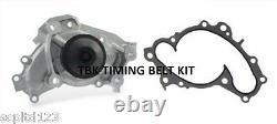 Toyota Camry V6 02 03 04 05 06 Timing Belt KIT Water Pump Tensioners Seals Belt